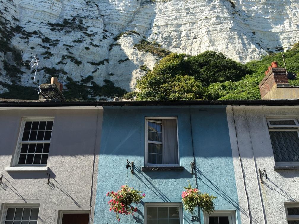 case sotto le scogliere di Dover