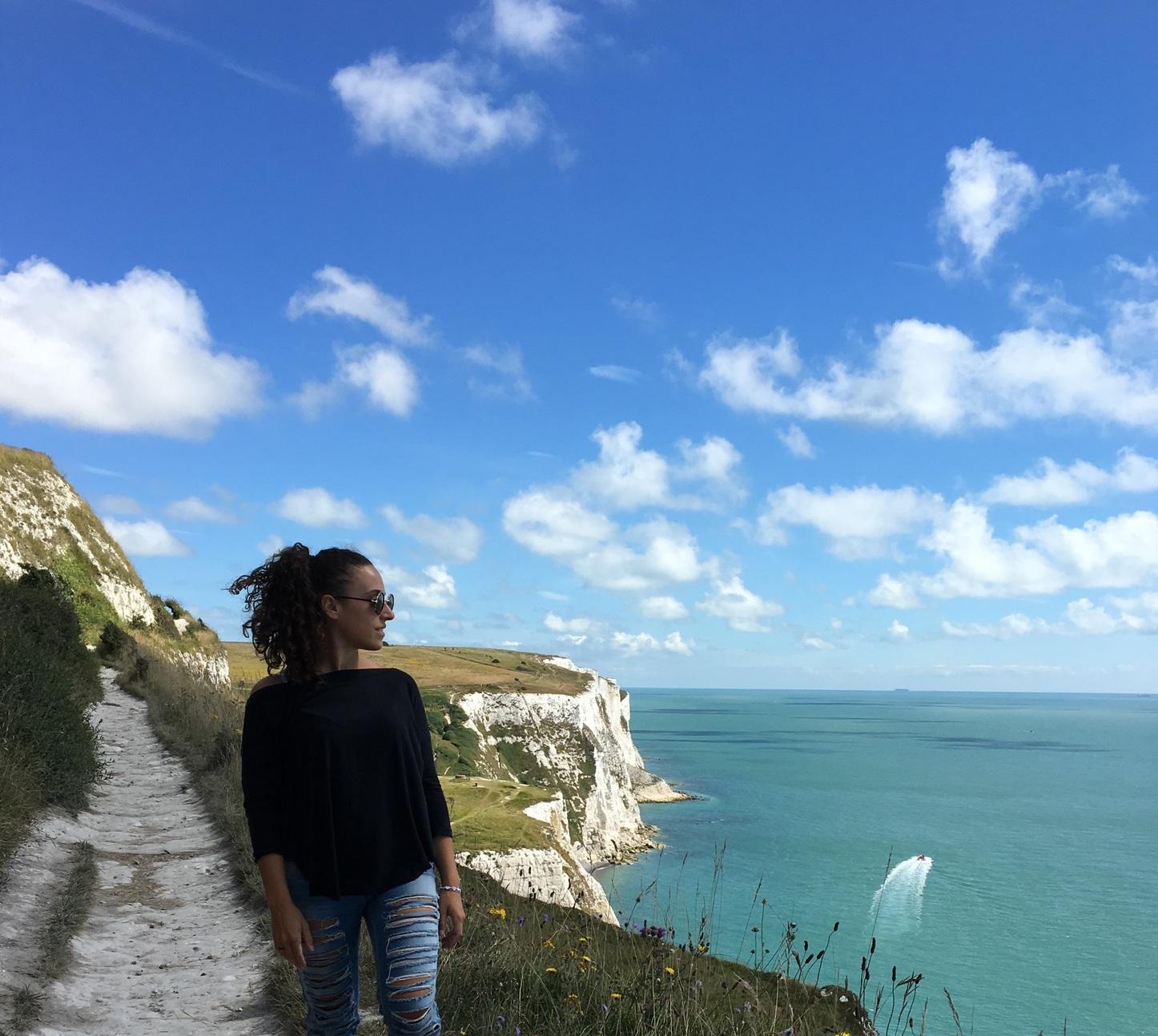 da Londra alle scogliere di Dover