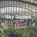 Sky Garden di Londra: panorama mozzafiato e giardini pensili