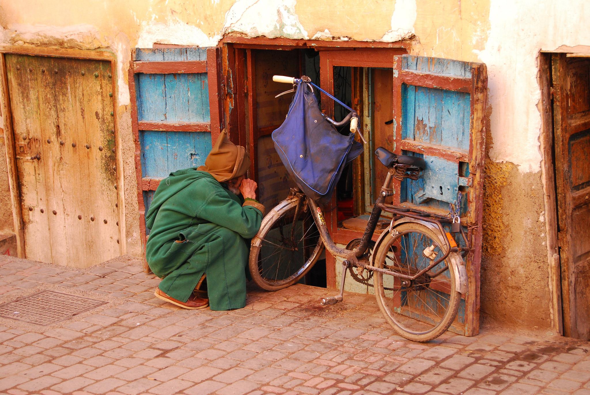 Scene di strada in Marocco (da Flickr - pic by Carlos ZGZ)