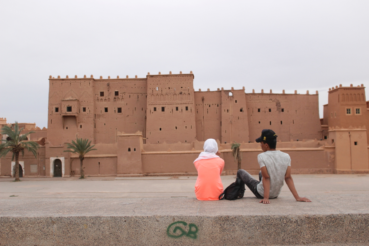 Kasbah di Taourirt - Ouarzazate