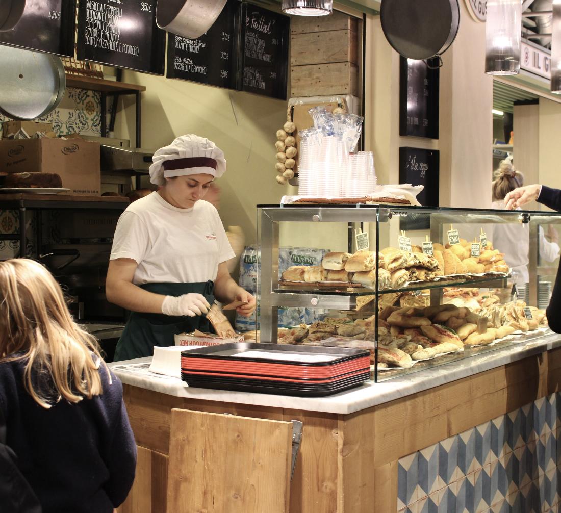 dove mangiare a Bologna: Mercato di Mezzo