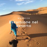 escursione nel deserto Marocco