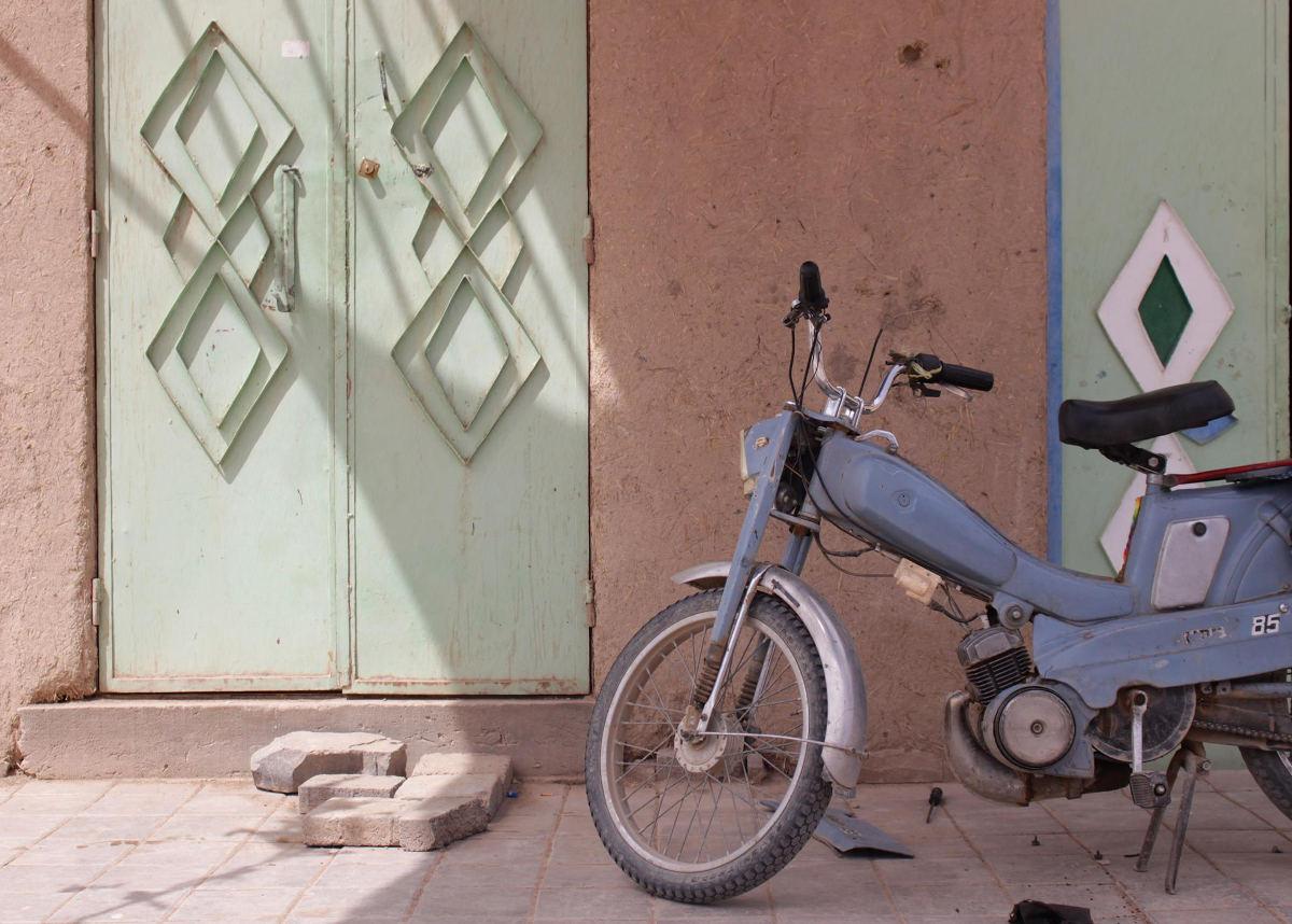 scorci dal Marocco