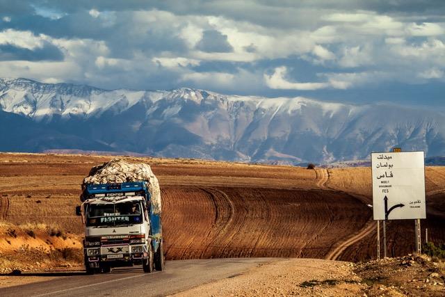 come muoversi in Marocco