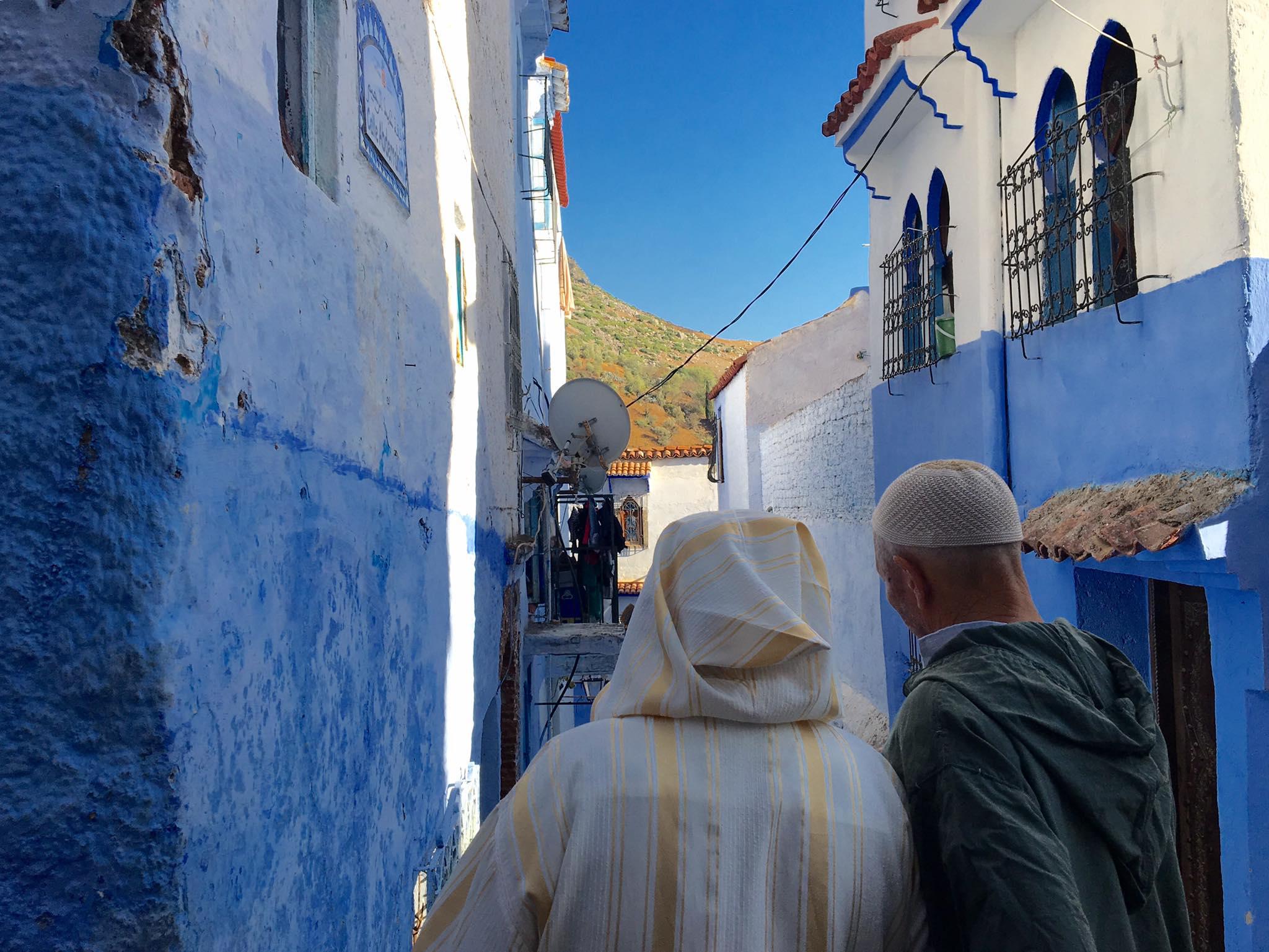 Chefchauone, la città blu Marocco