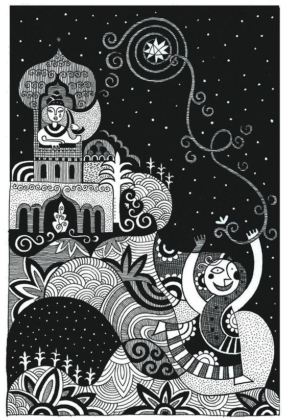 illustrazione Elena Cannas Giordania