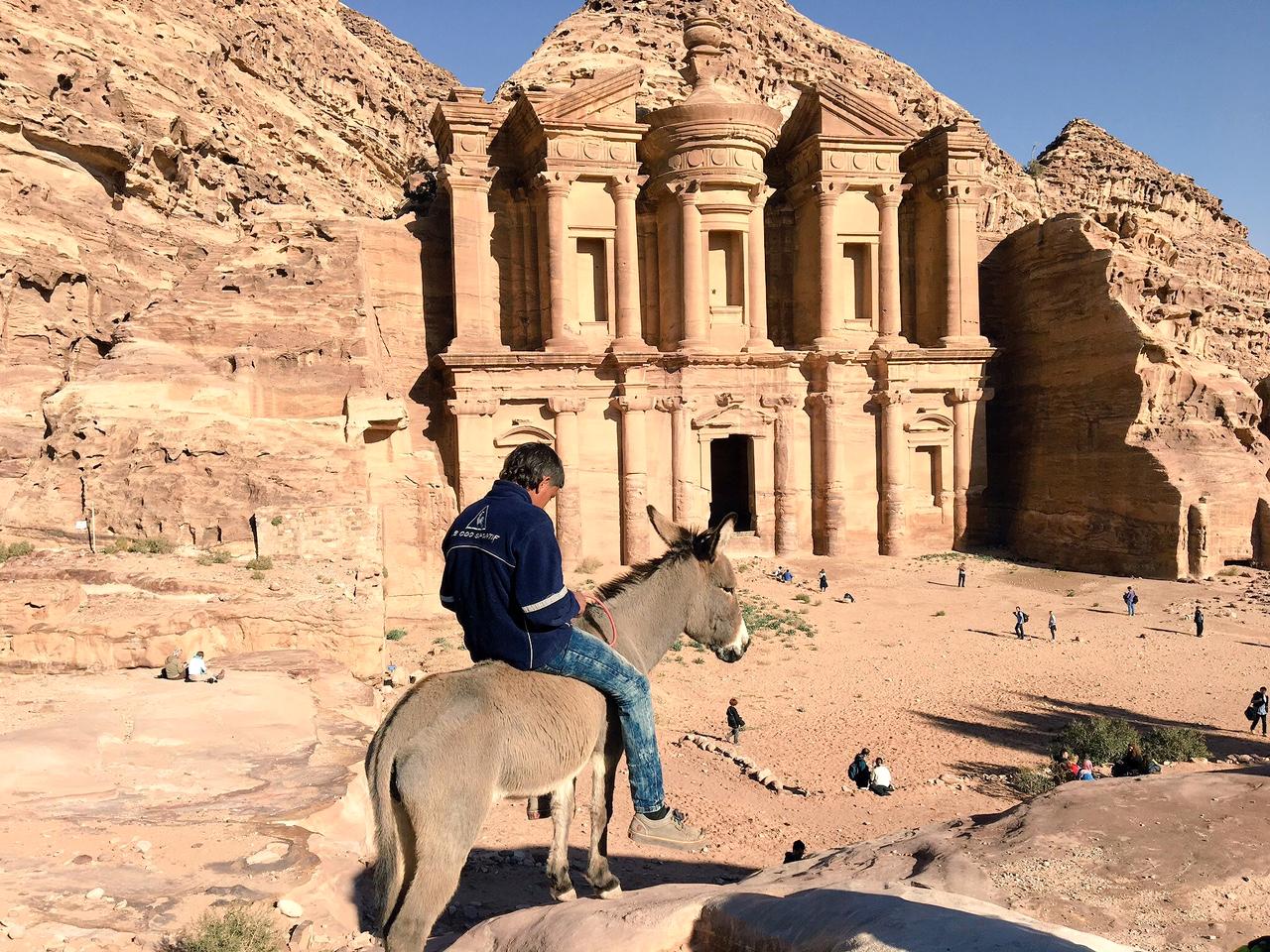 Visitare Petra: il Monastero