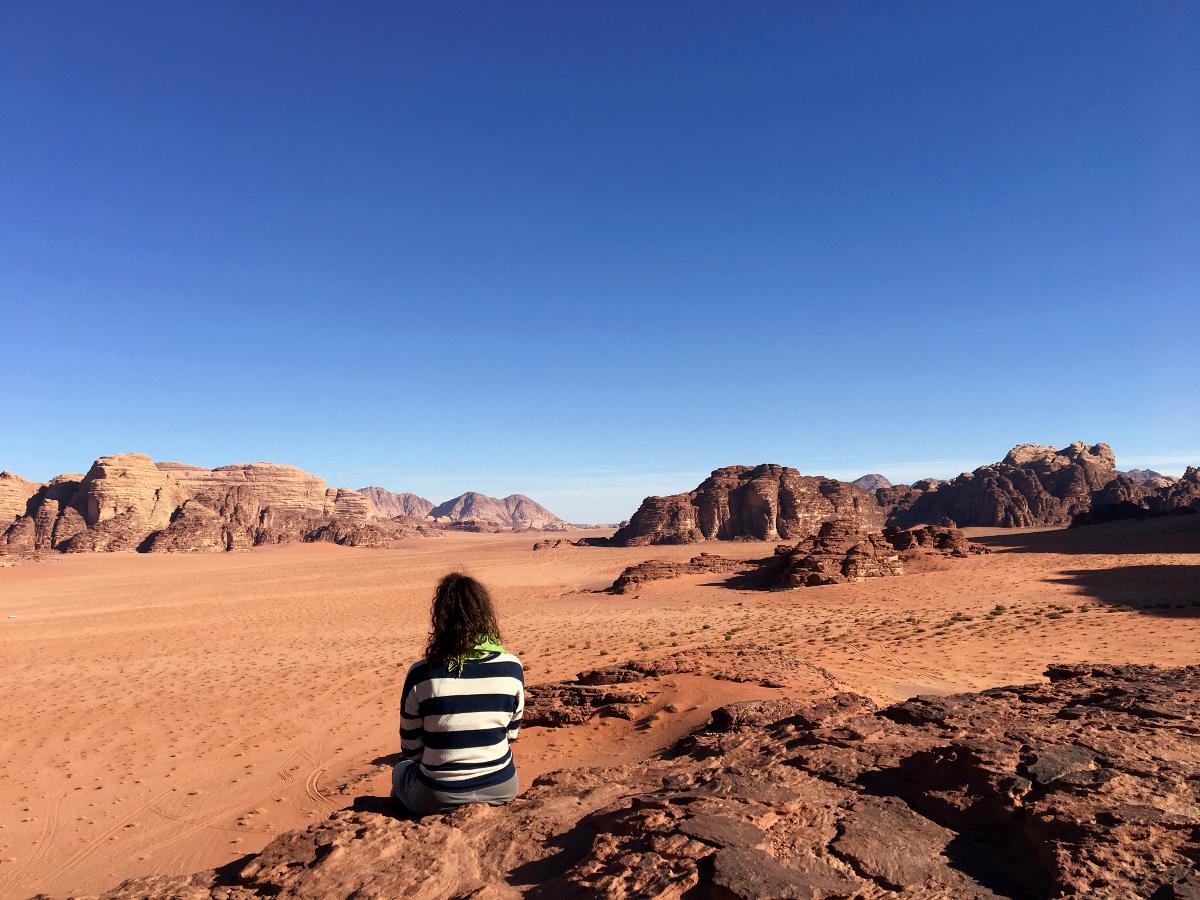 vista dalla duna