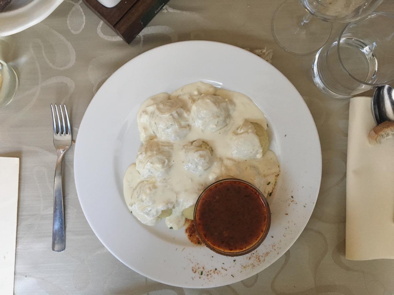 dove mangiare a Lubiana dodoli