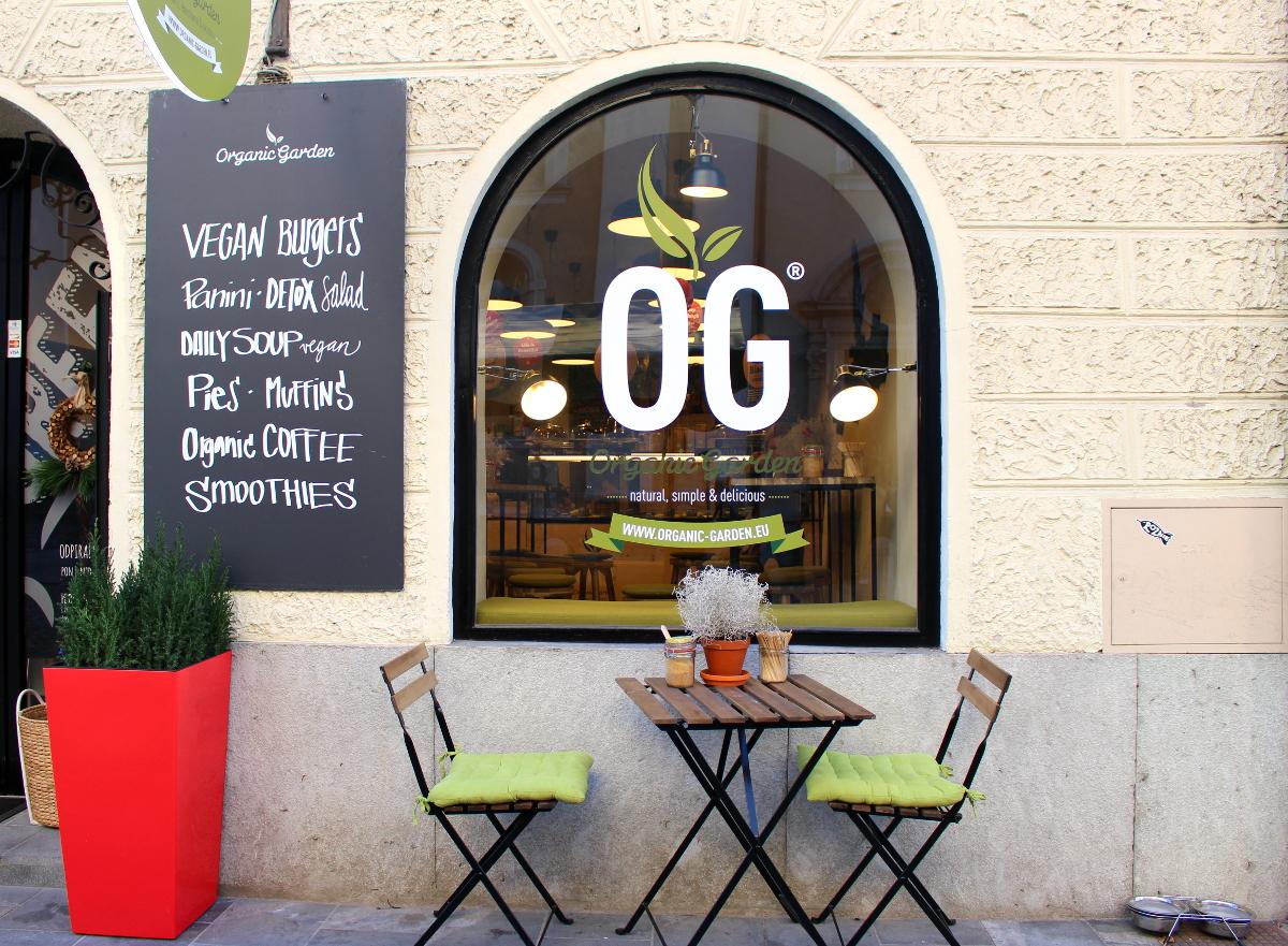dove mangiare a Lubiana centro