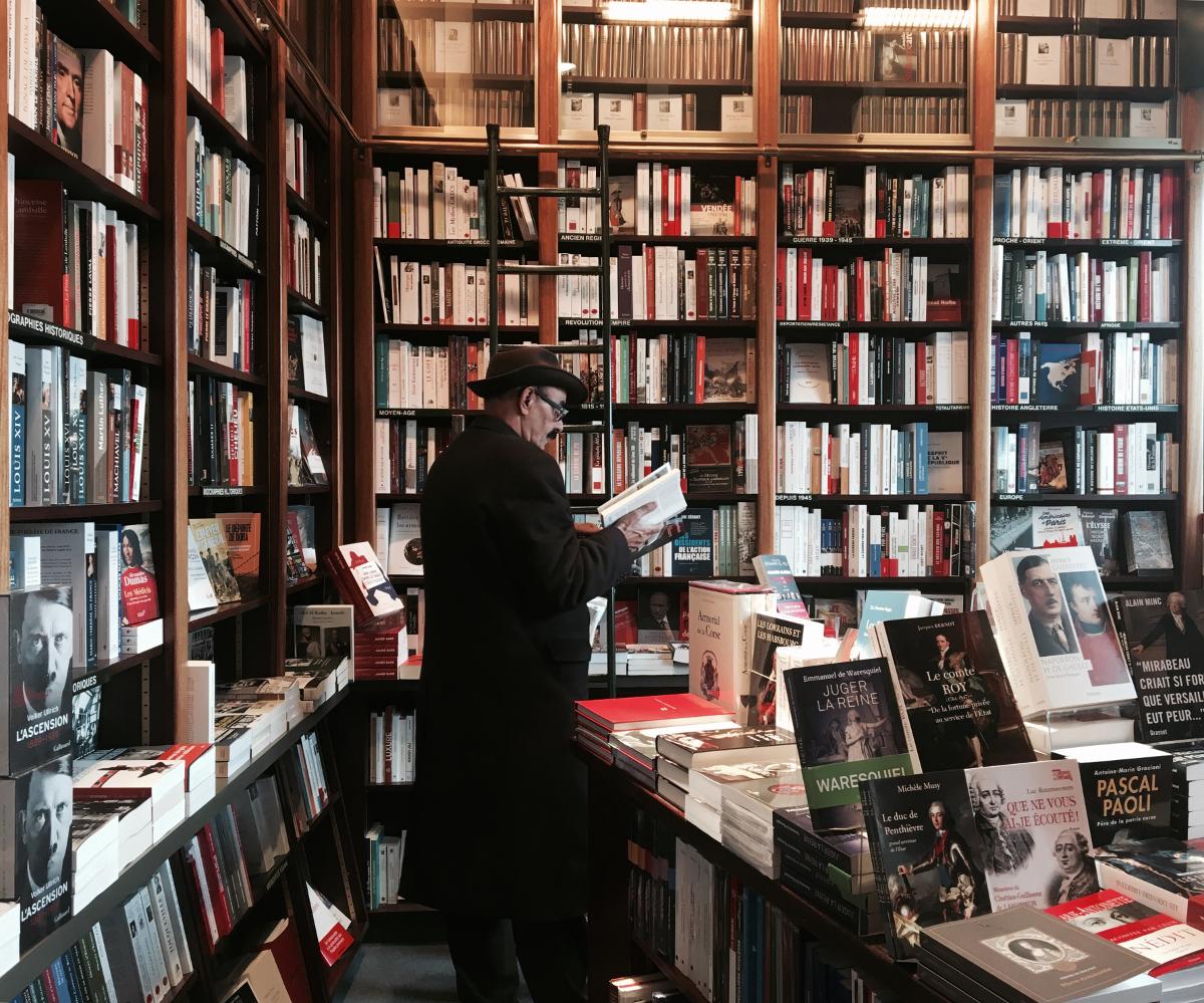 librerie a Parigi - Galignani
