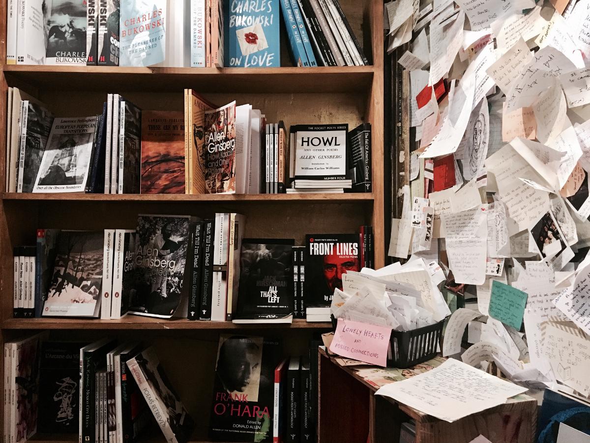 librerie a Parigi - Shakespeare & Company