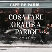 cosa fare gratis a Parigi