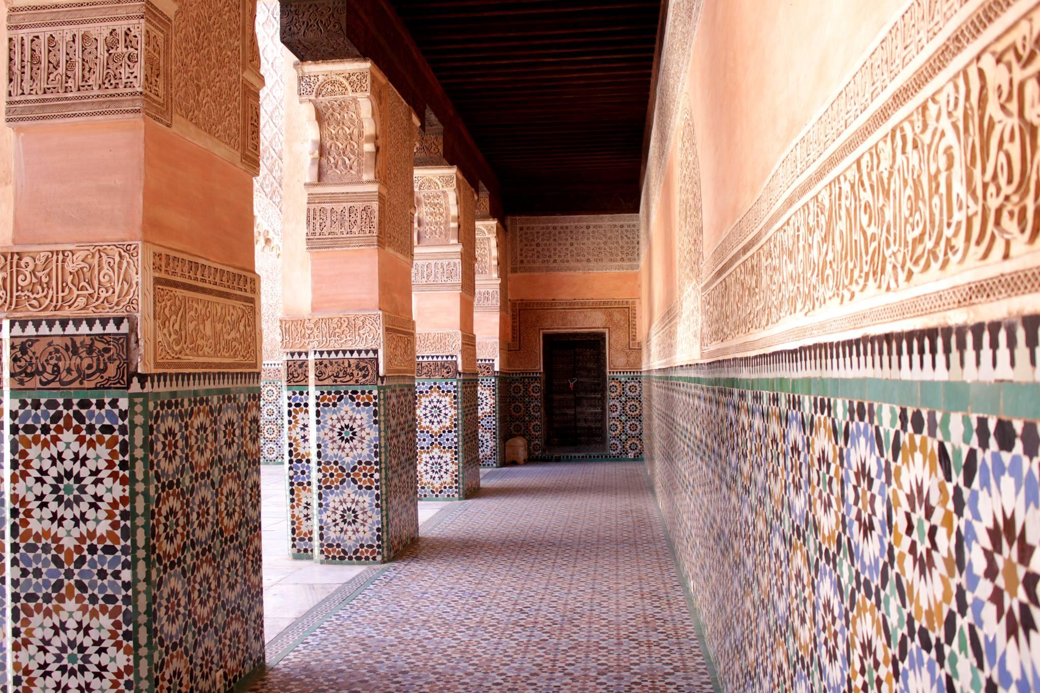 cosa vedere a Marrakech - madrasa