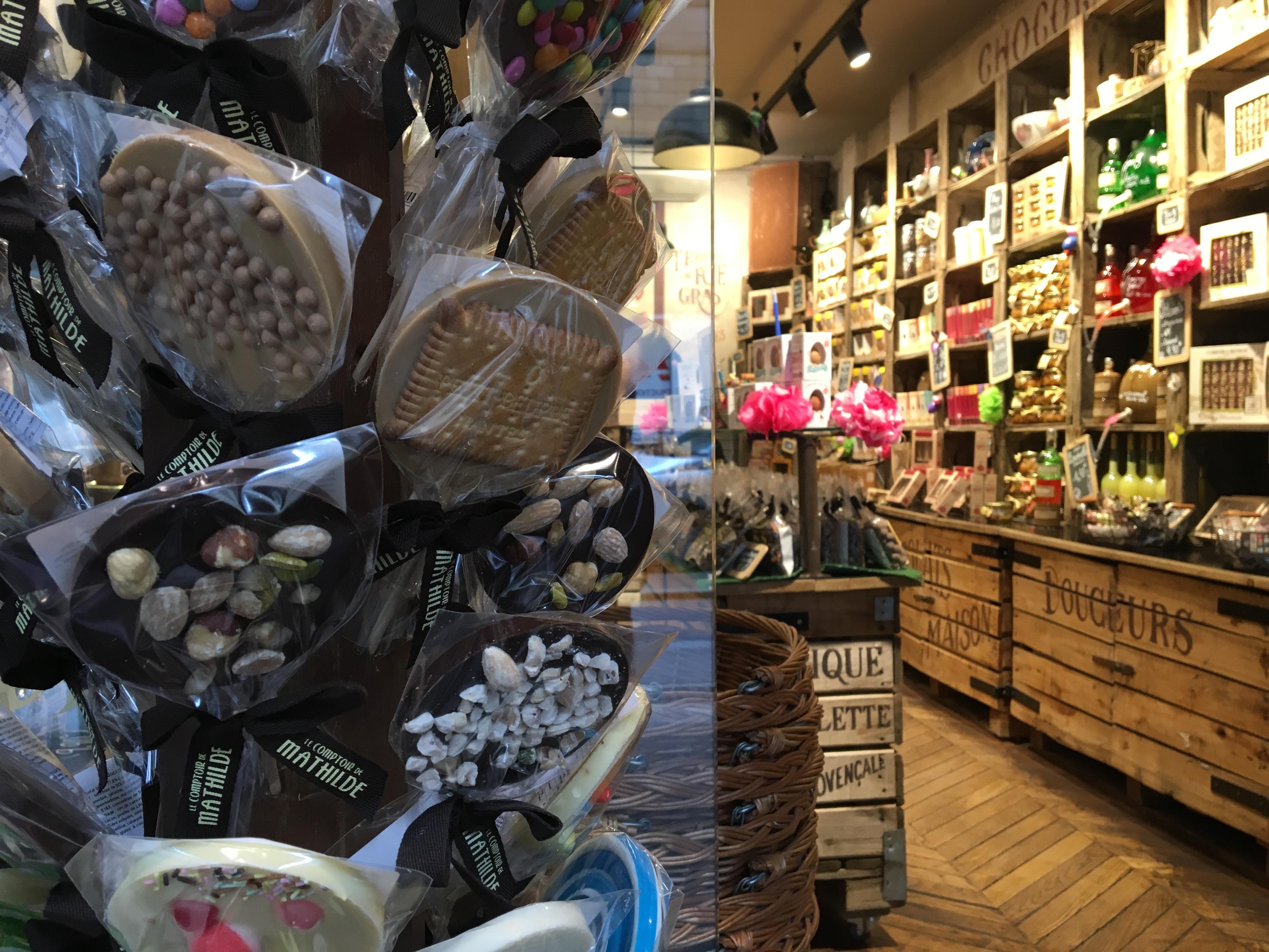dolci a Parigi