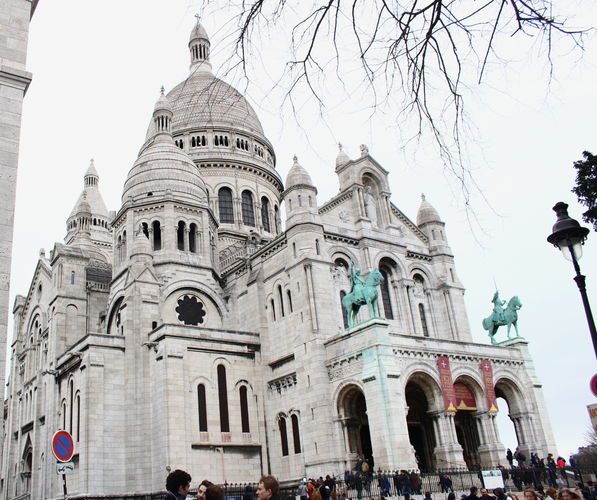 cosa vedere gratis a Parigi: Sacro Cuore