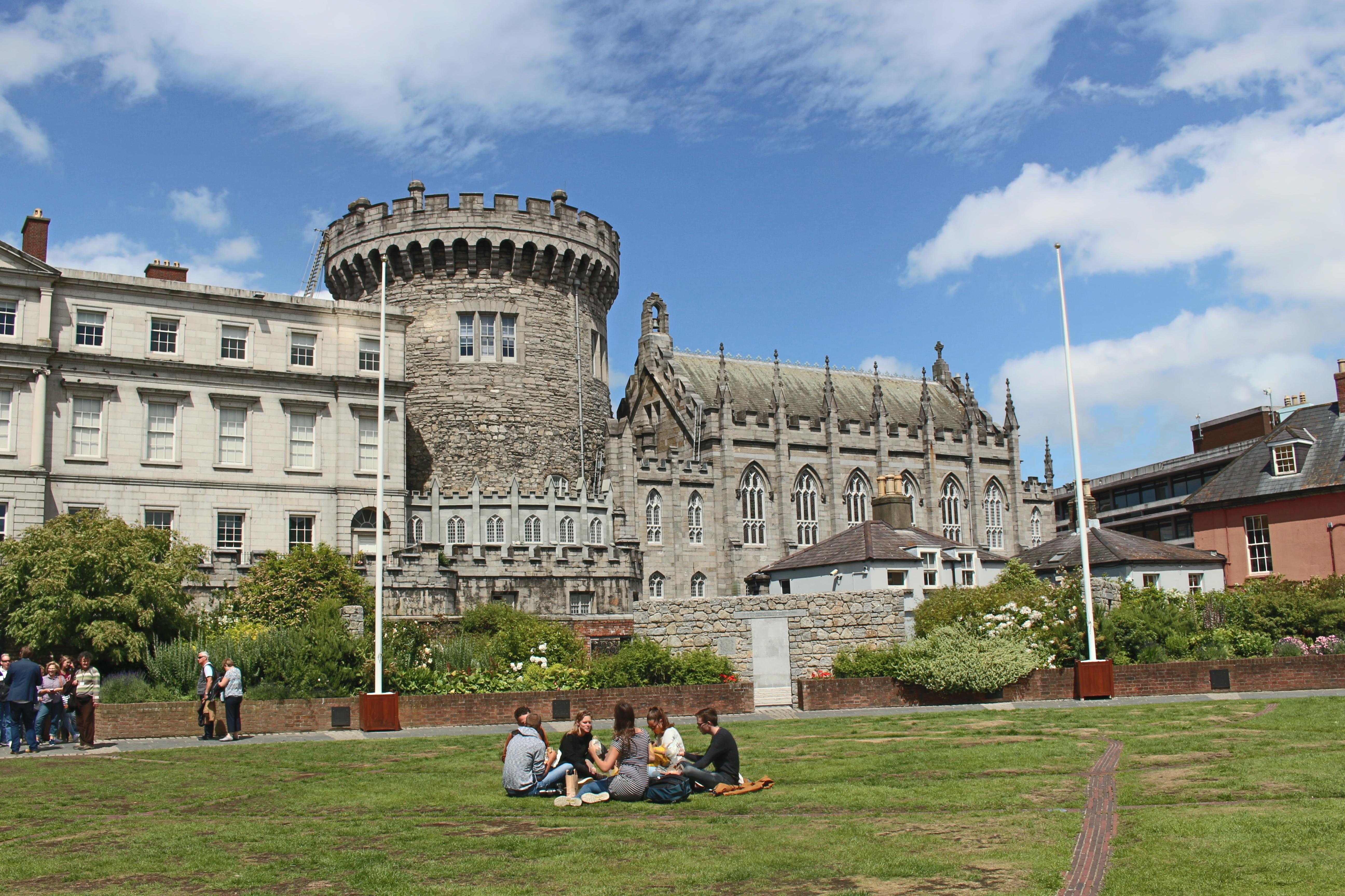 attrazioni Dublino - castello