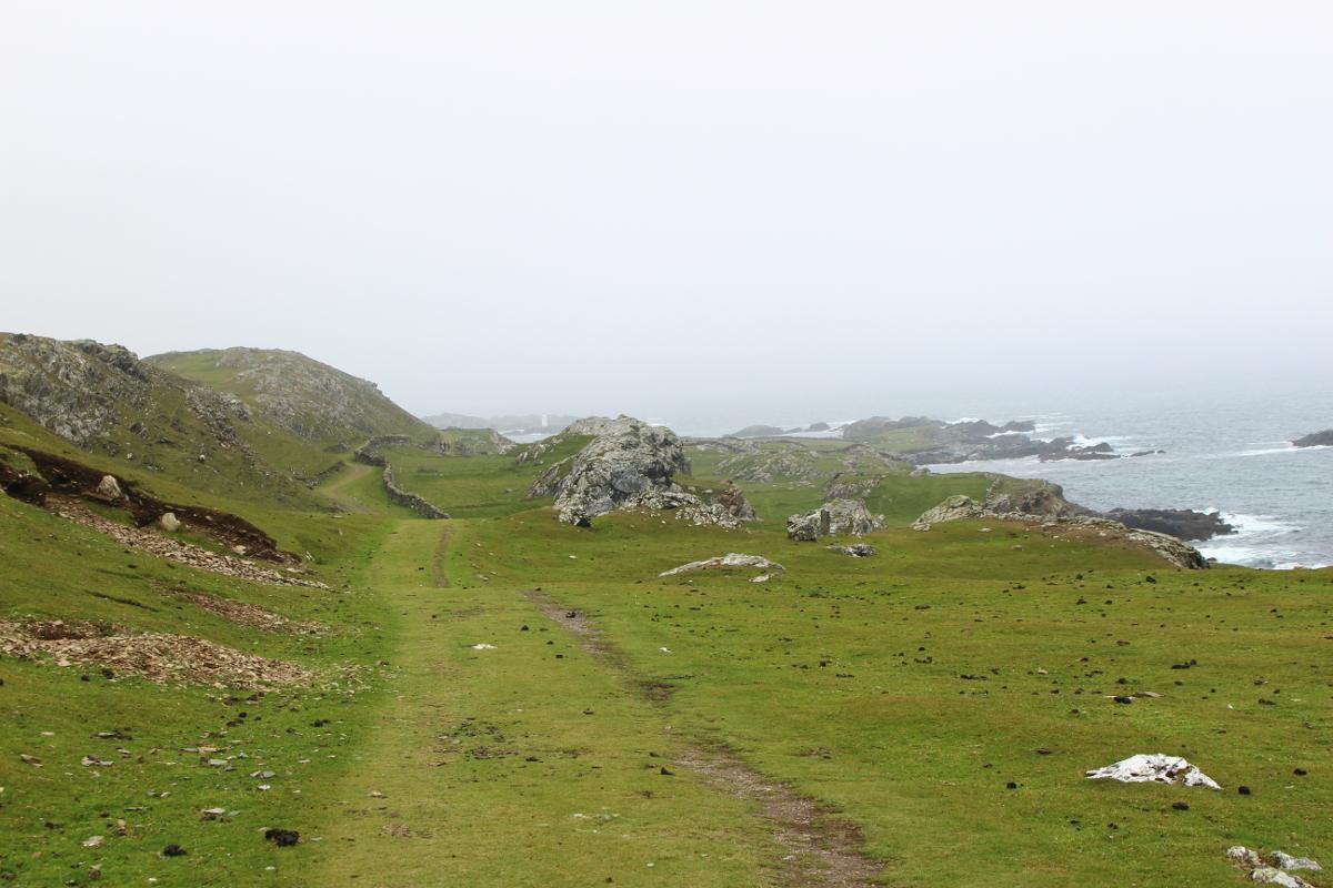 percorsi Inishbofin Island