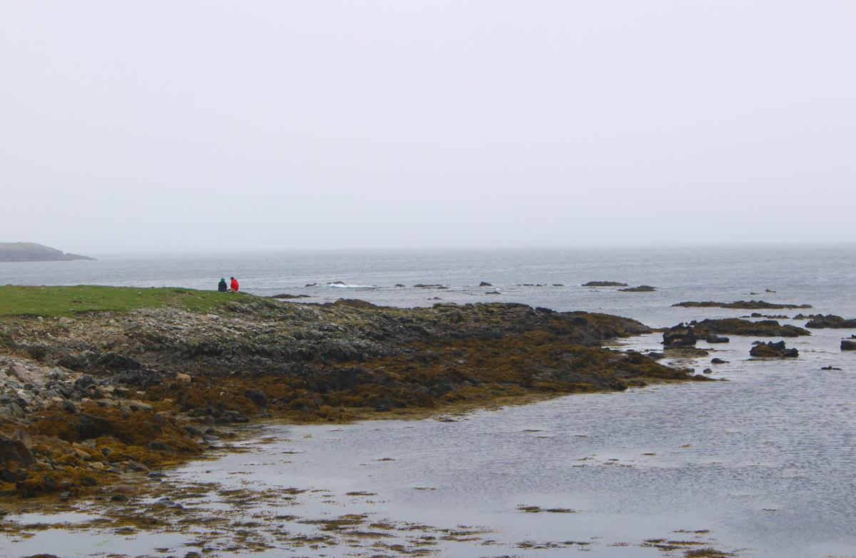 visitare Inishbofin Island