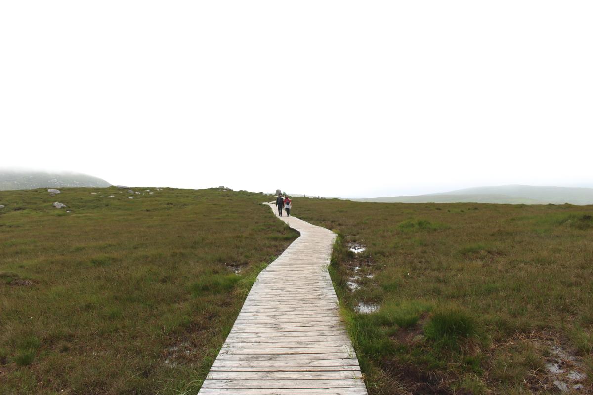 visitare il parco nazionale del connemara