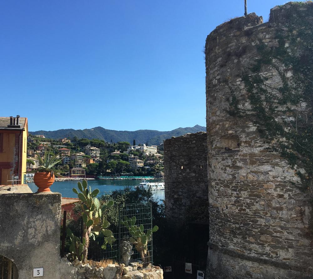 cosa vedere a santa magherita ligure: il castello