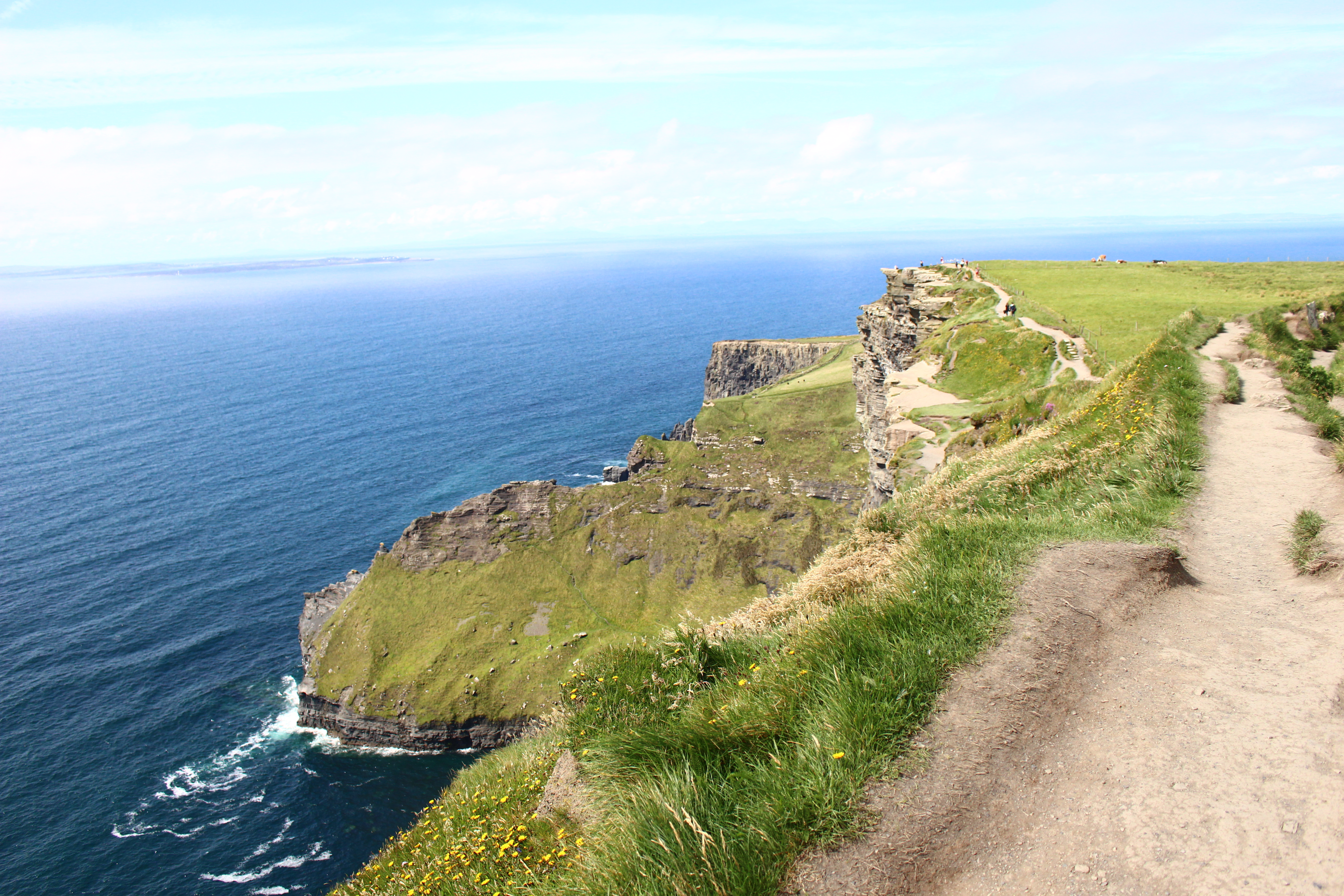 visitare le cliffs of moher