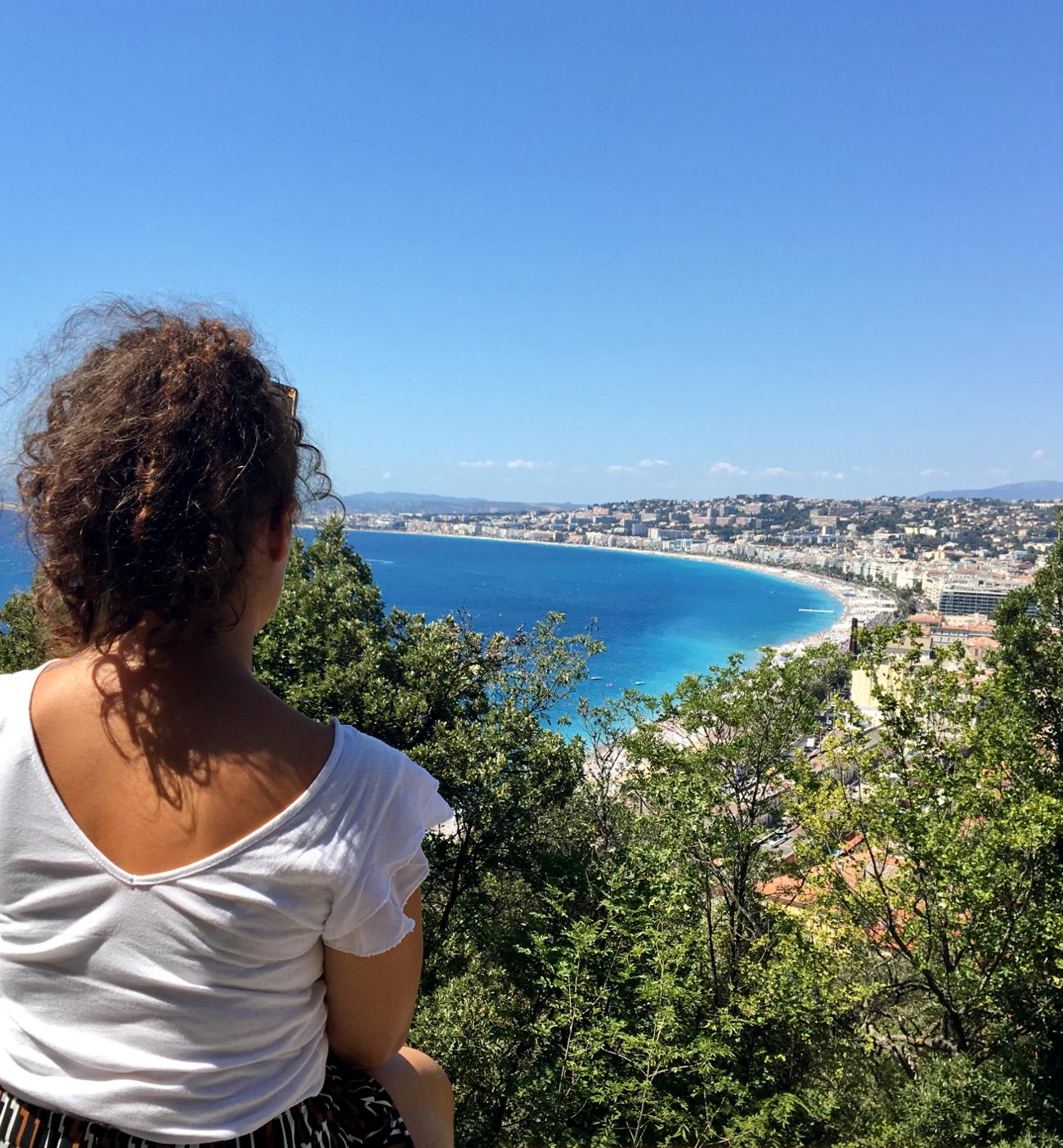 Nizza dal Castello