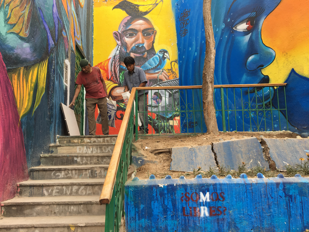 cosa vedere a Lima in 2 giorni Barranco