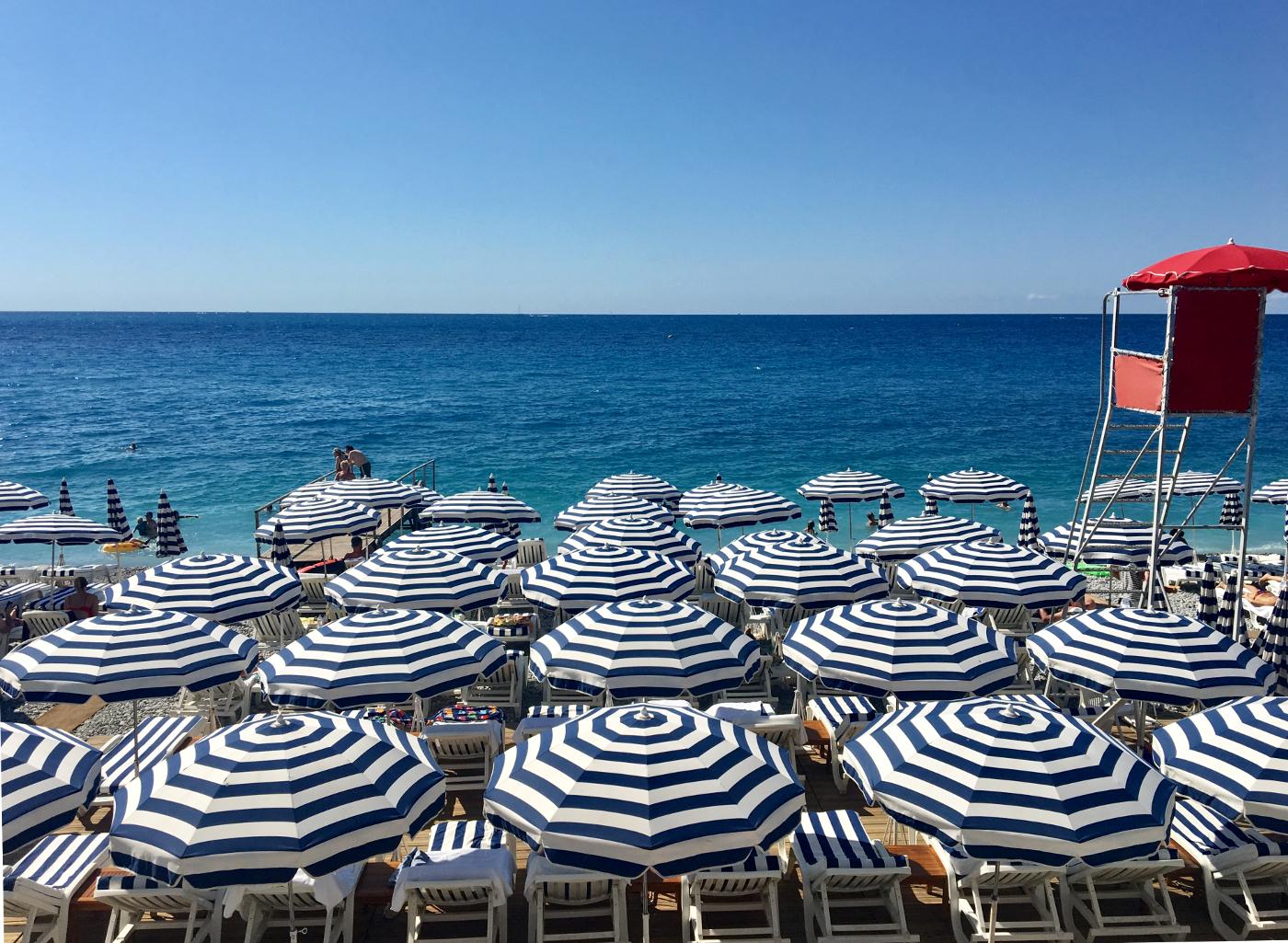 cosa vedere a Nizza - Promenade des Anglais