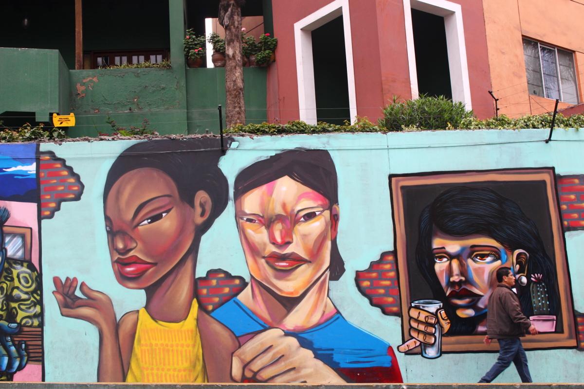 murales Barranco Lima