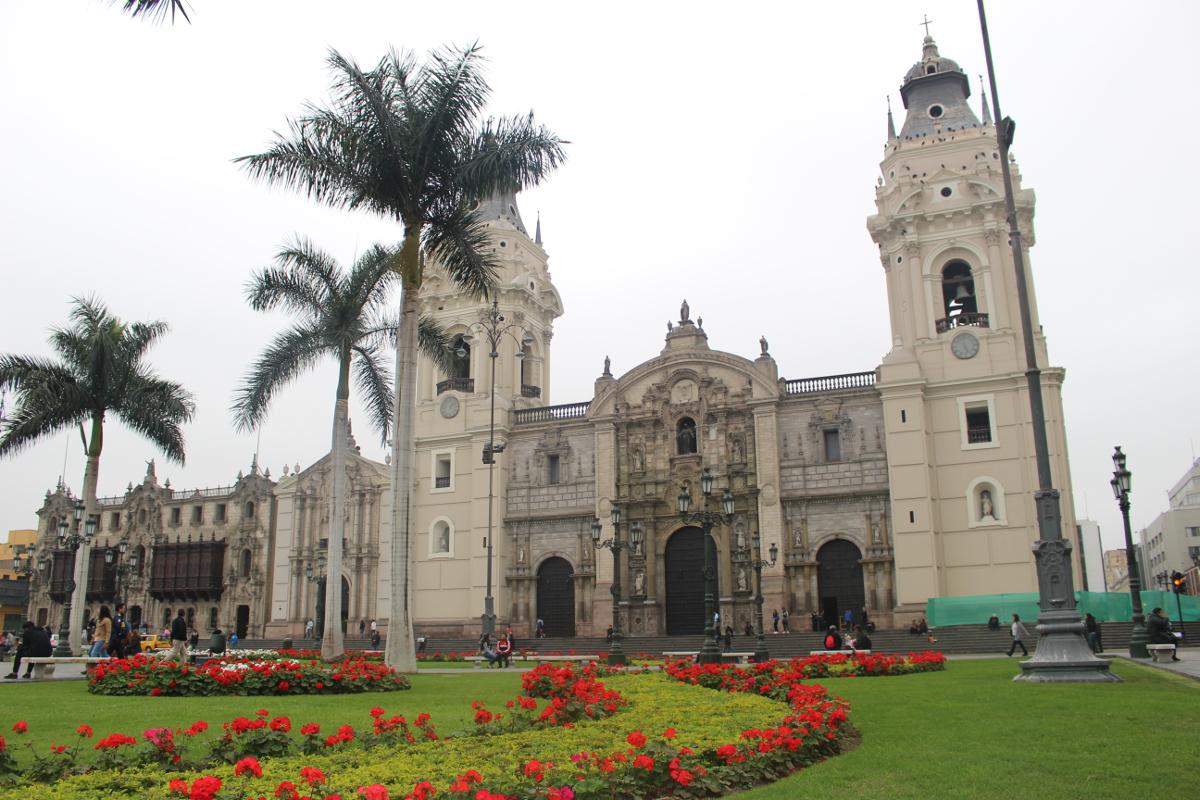 plaza de armas - Lima in 2 giorni