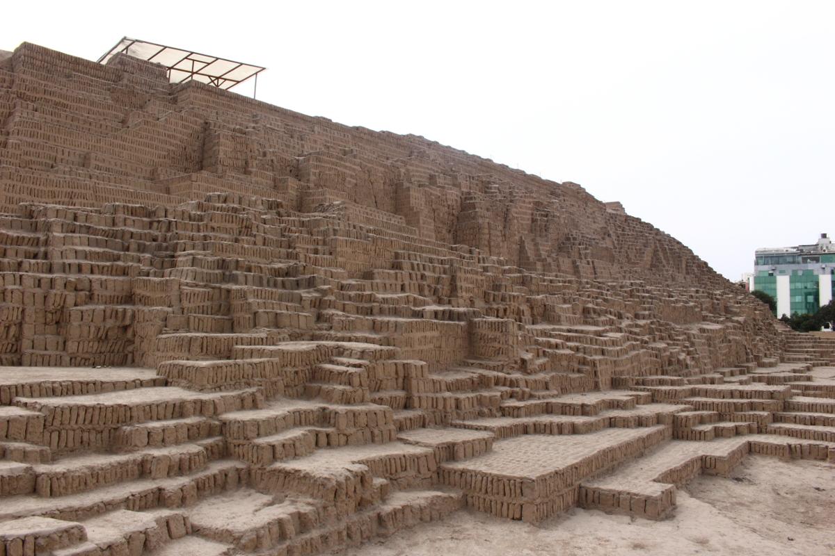 visitare Lima huaca pucallna