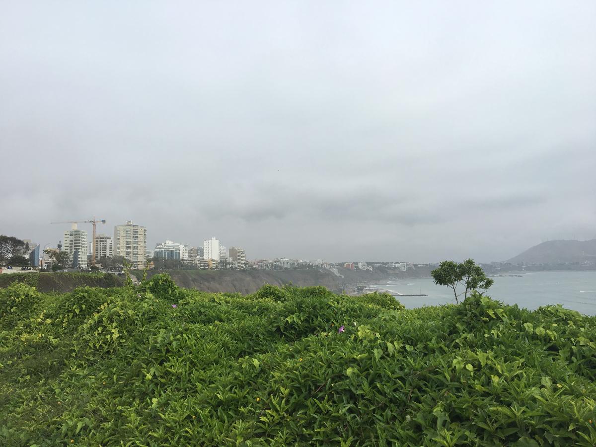 vista su Lima