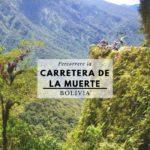 Percorrere la Carretera de la Muerte in Bolivia