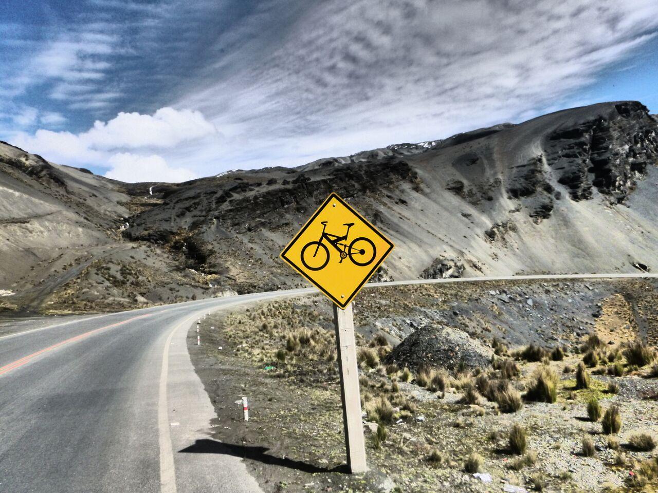 primi km carretera de la muerte