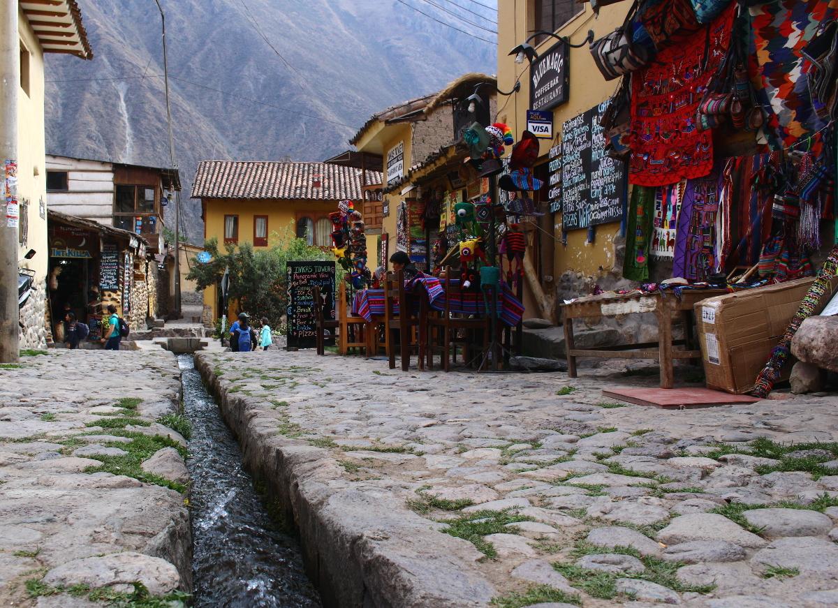 valle sacra ollantataymbo