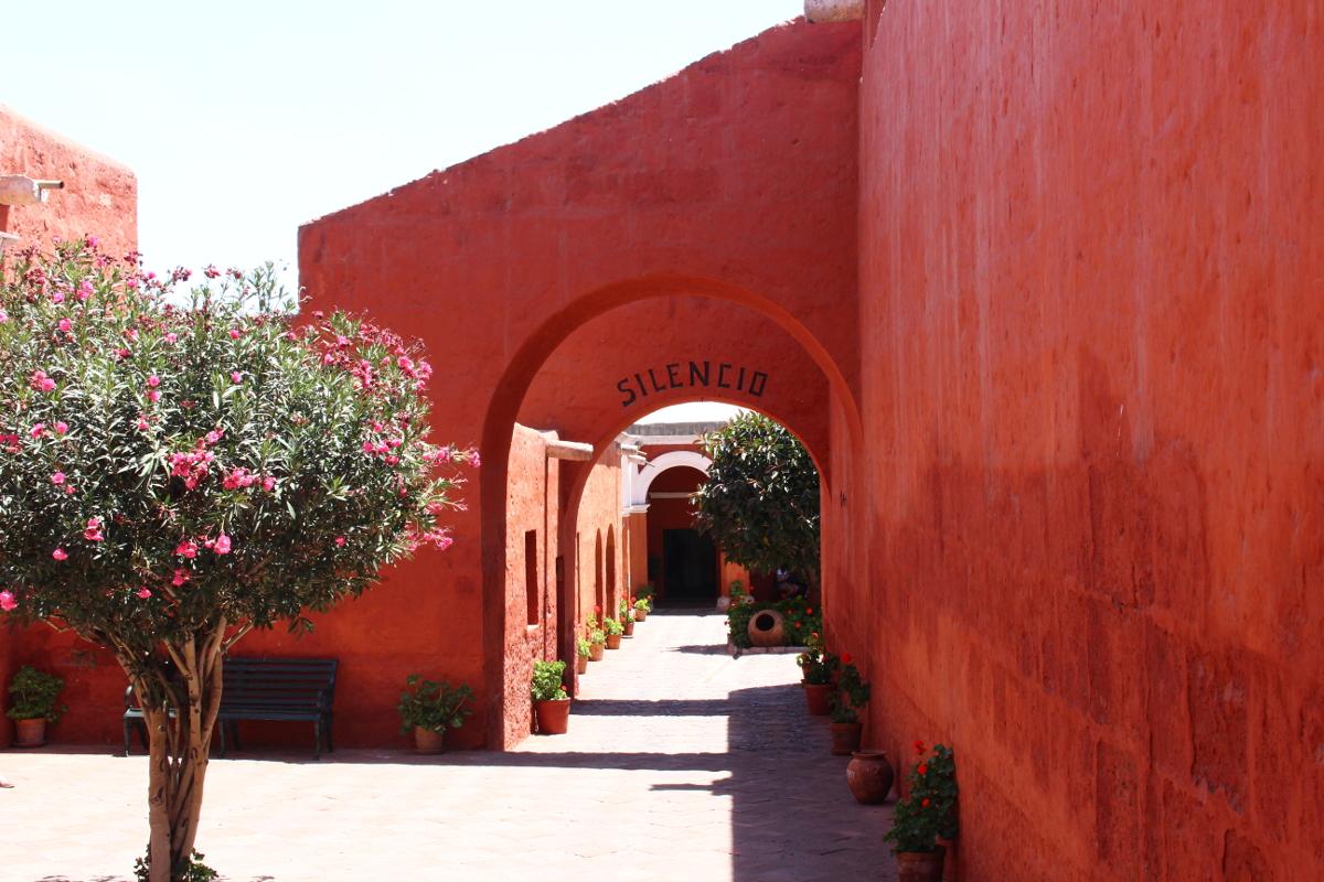 visitare monastero santa catalina