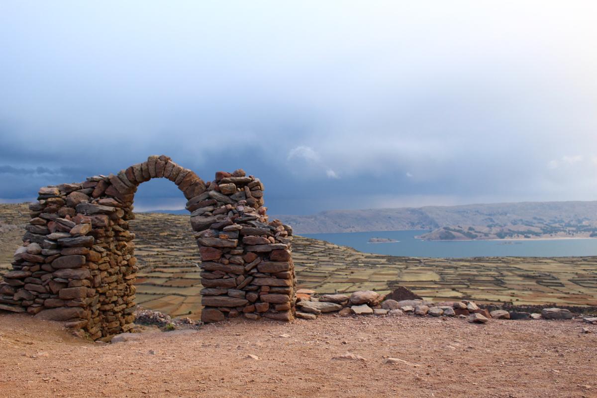 Amantanì Lago Titicaca