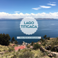 Lago Titicaca Perù Bolivia