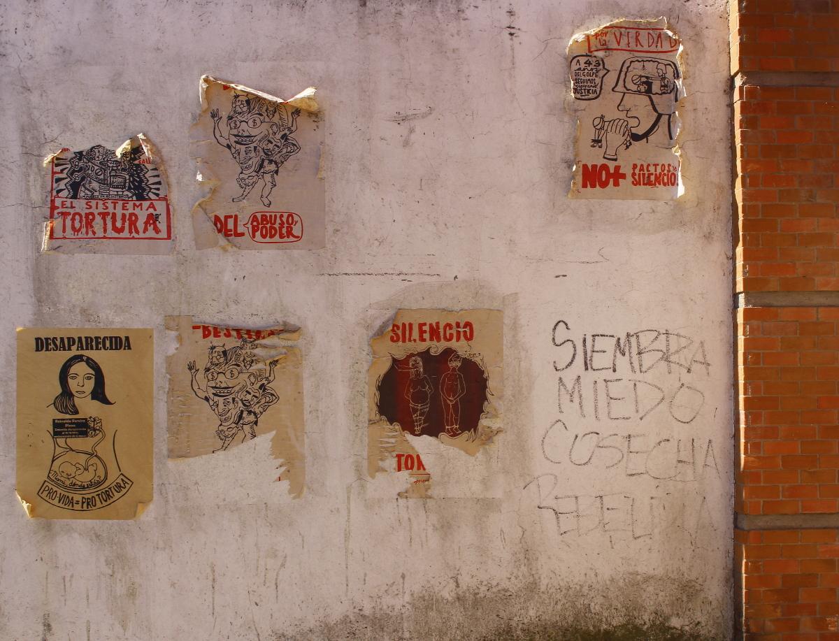 manifesti Santiago