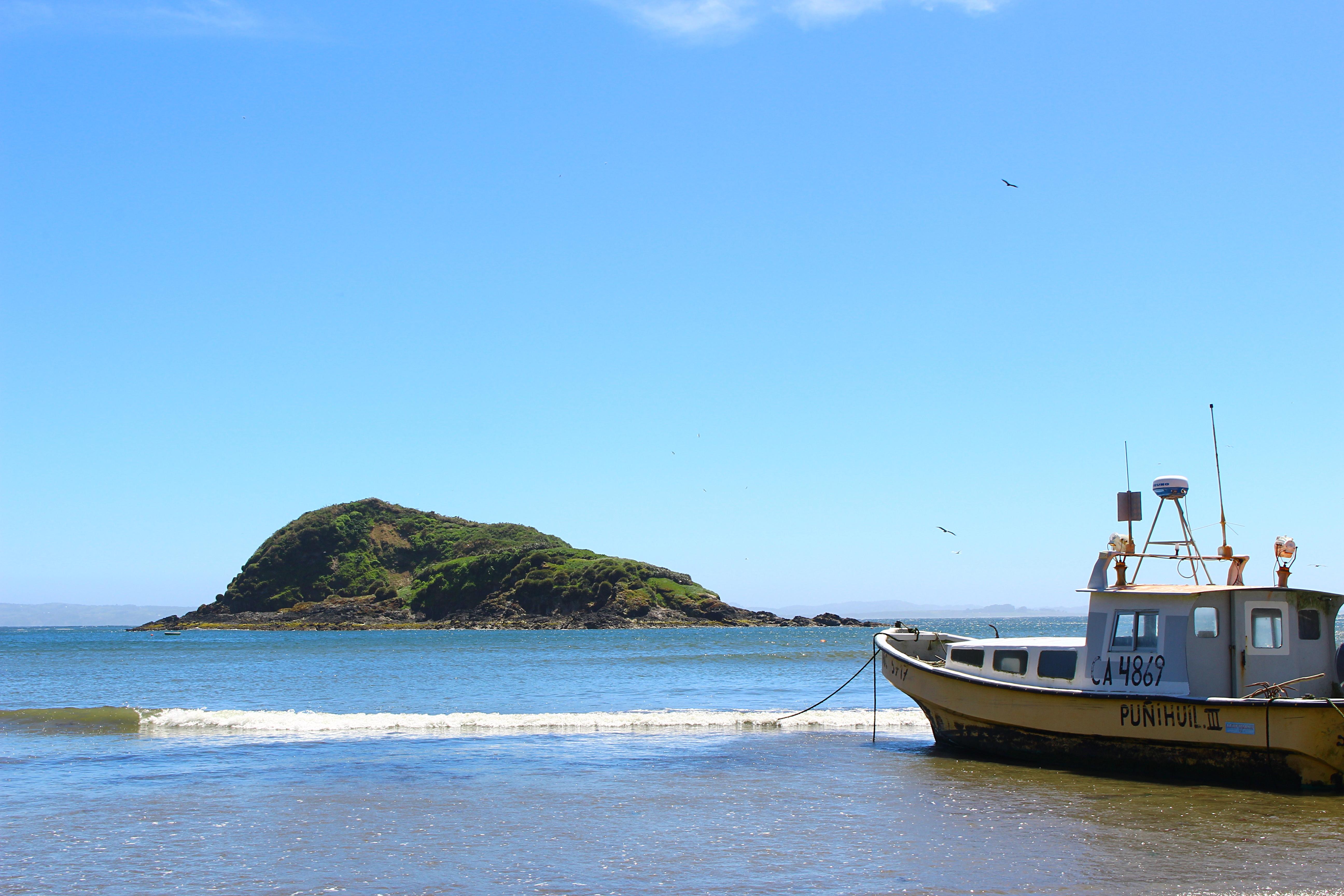 isola chiloé cile