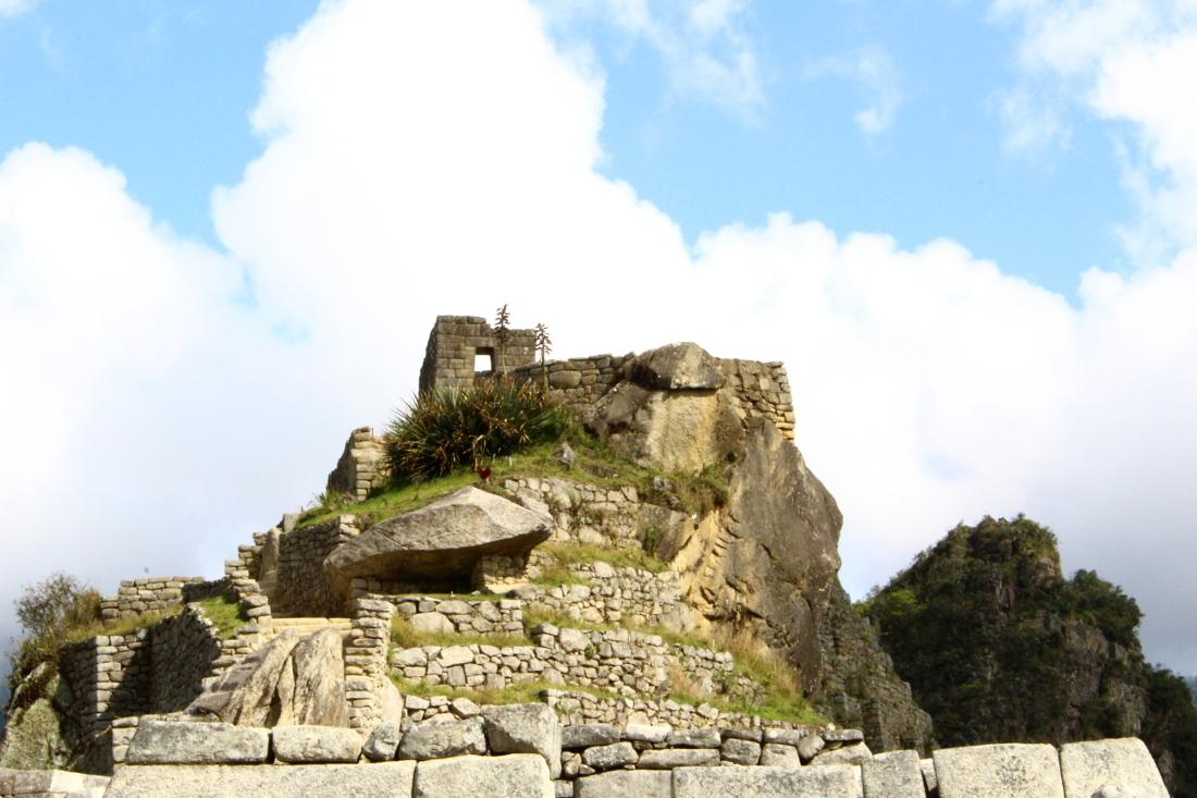 Machu Picchu dettaglio