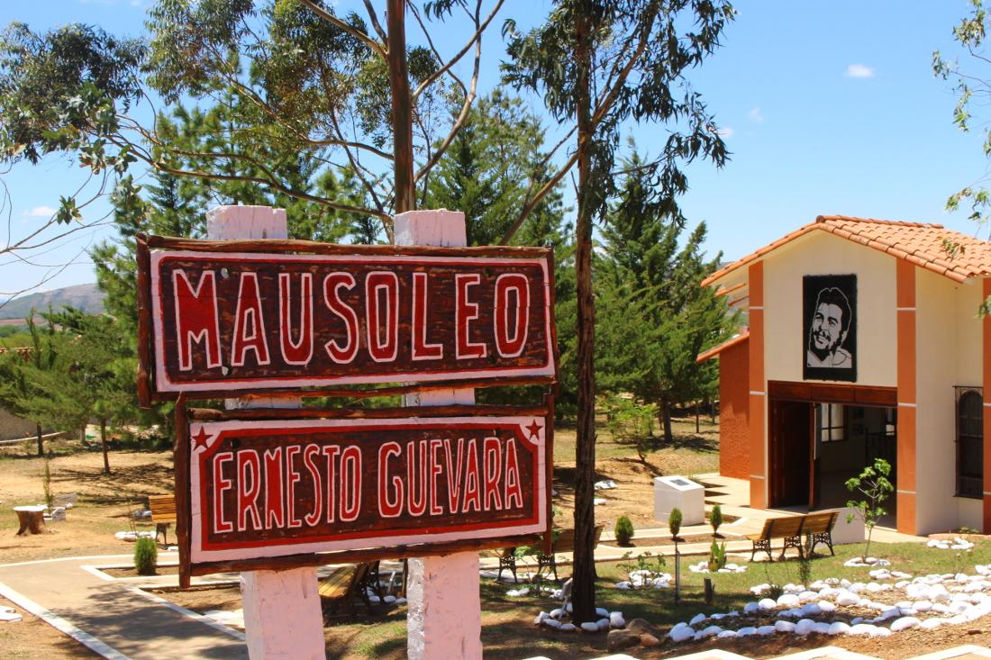 luogo sepoltura Che Guevara Vallegrande