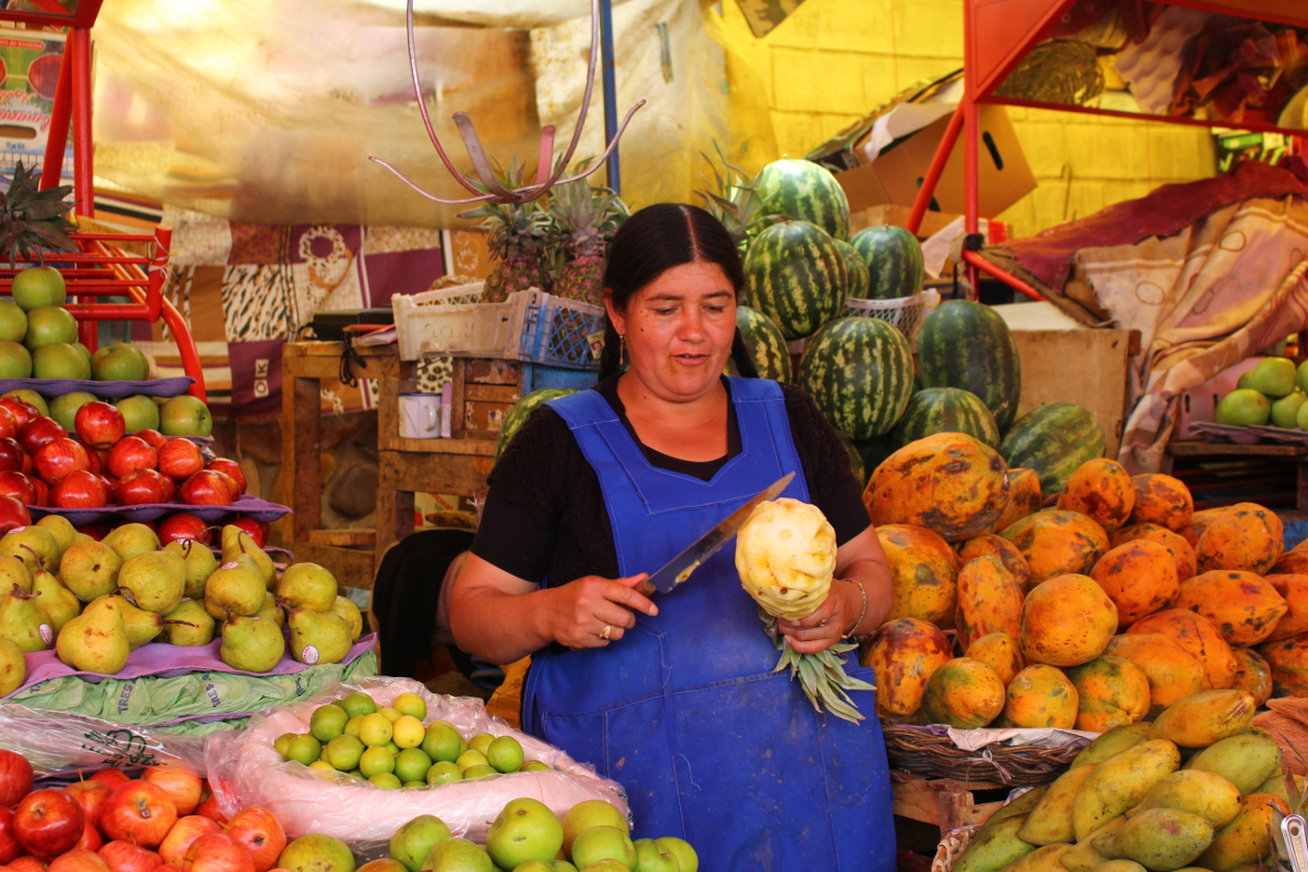 mercato centrale sucre
