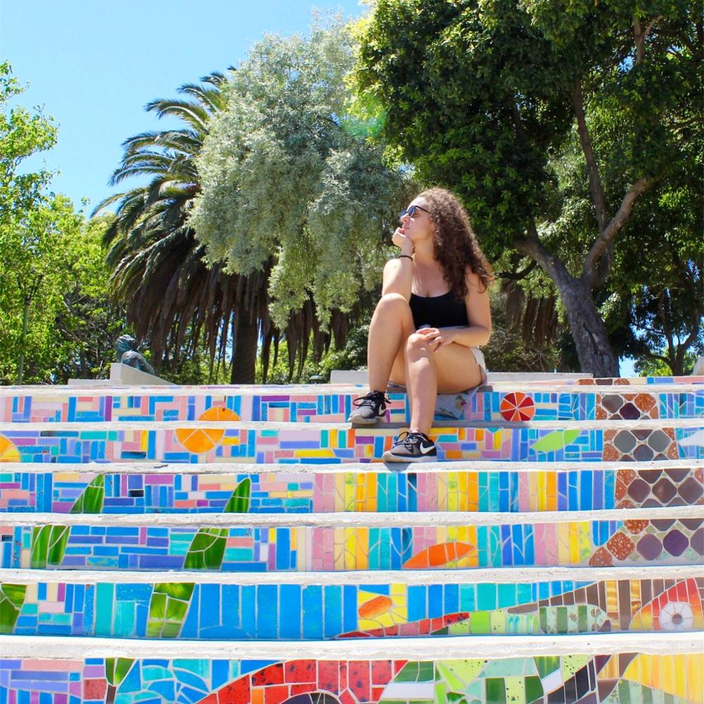 scale valparaiso cile
