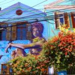 Valparaiso in Cile: street art, ottimo pesce e Pablo Neruda