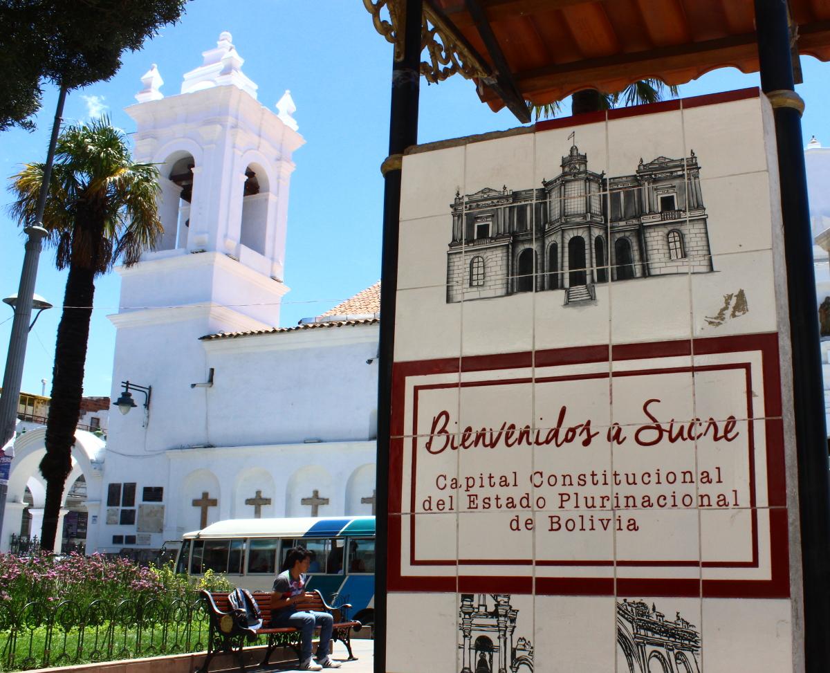 sucre capitale bolivia