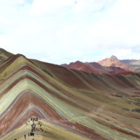 rainbow mountain perù