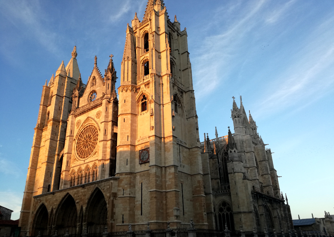 cammino di Santiago tappe: Burgos